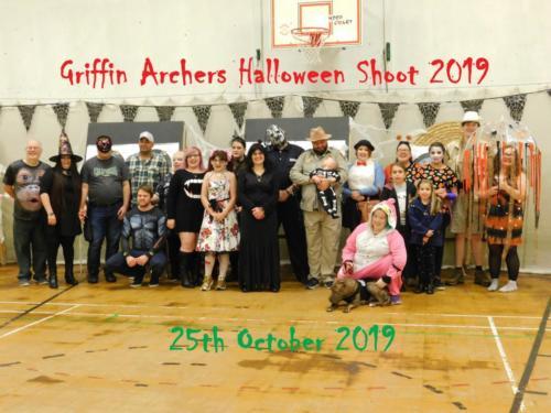 Halloween Shoot - 25th October 2019
