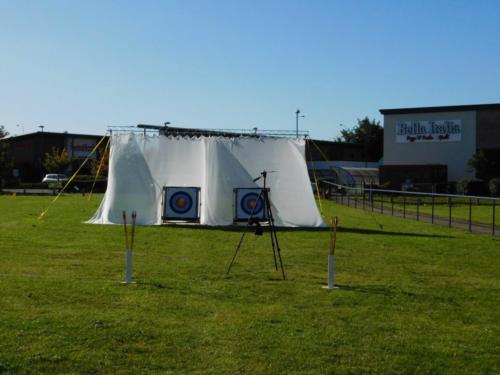 Targets-set-up